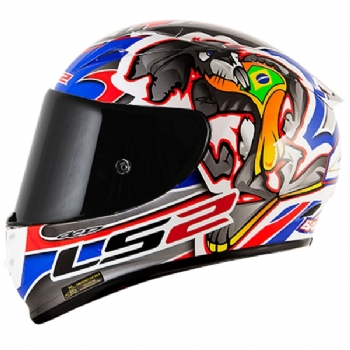 Capacete LS2 FF323 Arrow R Alex Barros