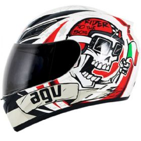 Capacete AGV K3 Rider To The Bone