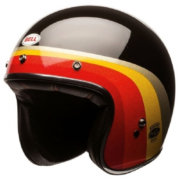 Capacete Bell Custom 500 Chemical Candy