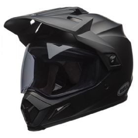 Capacete Bell MX-9 Adventure MIPS com Viseira Transitions