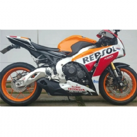 Ponteira Firetong CBR1000RR Willy Made Nova 1074