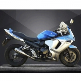 Escape Firetong  GSX 650F Flame 1118