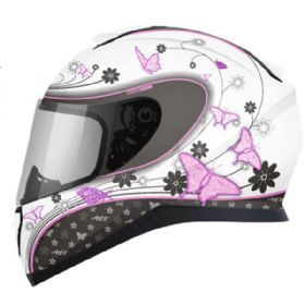 Capacete MT Thunder 3 Butterfly