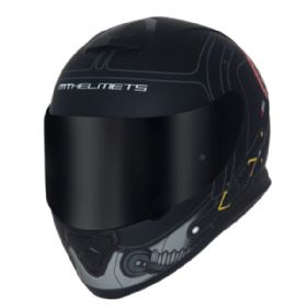 Capacete MT Thunder 3 Peacemarker