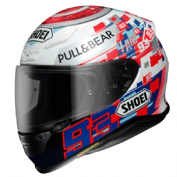 Capacete Shoei NXR Marquez Power Up!