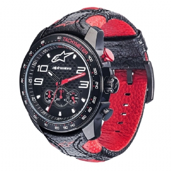 Relógio Alpinestars Tech Chrono Leather