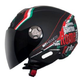 Capacete MT City Elevem New - Italy