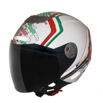 Capacete MT City Eleven New