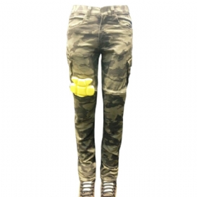 Calça HLX Defender Force Camuflada