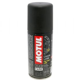 Lubrificante Corrente Motul C4 Chain Lube Factory Line 100ml