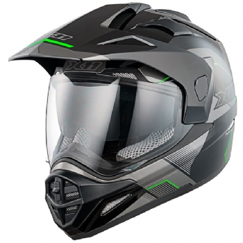 Capacete X11 Crossover X3-N SV