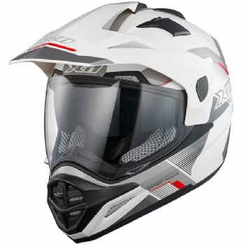 Capacete X11 Crossover X3-W SV