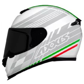 Capacete Axxis Eagle Italy | Branco
