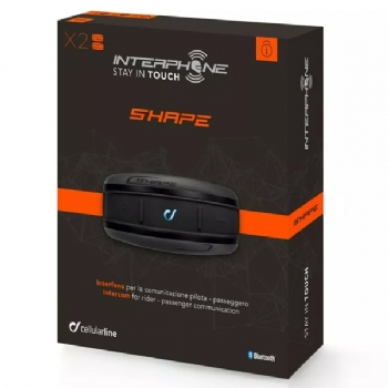 Comunicador Interphone Shape Duplo