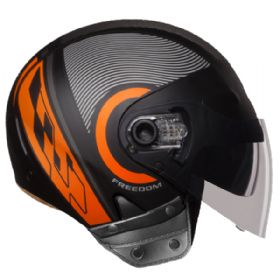 Capacete EBF Freedom Circle