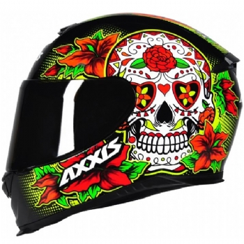 Capacete Axxis Eagle Skull
