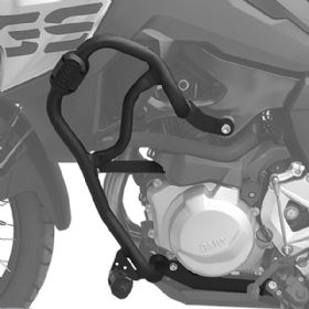 Protetor de Motor e Carenagem F750GS SPTO423 Scam