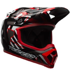 Capacete Bell MX-9 Mips Double Trouble