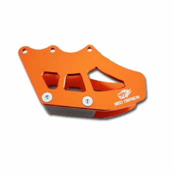 Guia de Corrente Red Dragon KX250F 06/10 CG-07 |  Laranja