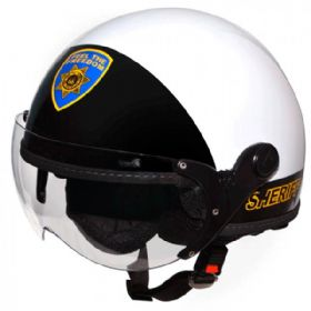 Capacete Kraft Plus Route 66 Sheriff