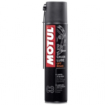 Lubrificante Motul C3 Chain Lube Off Road 400ml