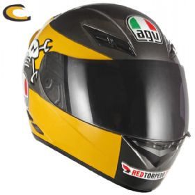 Capacete AGV K3 Top Guy Martin