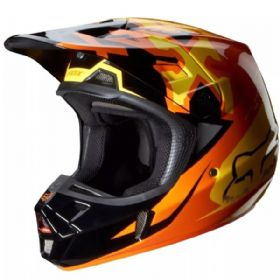 Capacete Fox V2 Anthem 2014