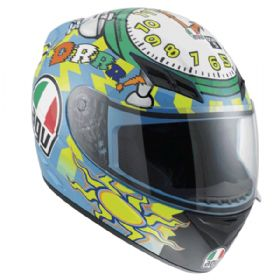 Capacete AGV K3 Wake Up