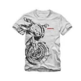Camiseta Speed Race REF102 CBR | Branco