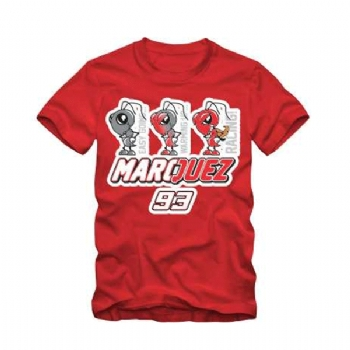 Camiseta Speed Race REF112 MARQUEZ