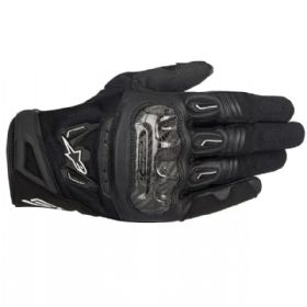 Luva Alpinestars SMX2 Air Carbon New | Preto