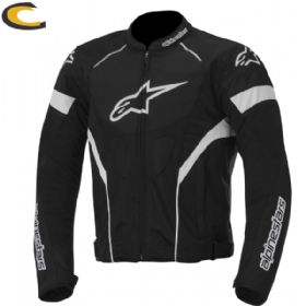 Jaqueta Alpinestars T-GP Plus R Air | Preto / Branco
