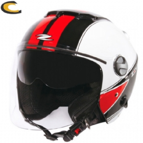 Capacete Zeus 202 FB T42 Solid GP Team