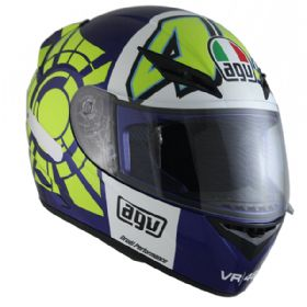 Capacete AGV K3 Winter Test 2012