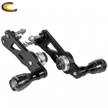 Slider Evolution Spring Racing CBR600F 11-14 | Preto
