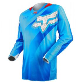 Camisa Fox 360 Flight 2015 | Azul Claro