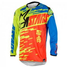 Camisa Alpinestars Race Braap 16