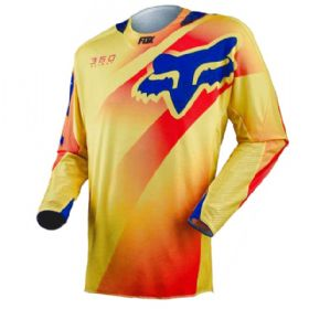 Camisa Fox 360 Flight 2015 | Laranja