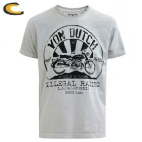 Camiseta Von Dutch Illegal | Mescla