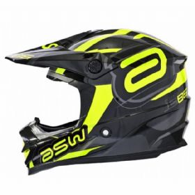 Capacete ASW Image Race 16 | Amarelo