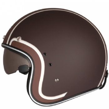 CAPACETE ZEUS 380FA MATT D BROWN