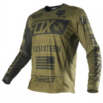 Camisa Fox Nomad Union 16