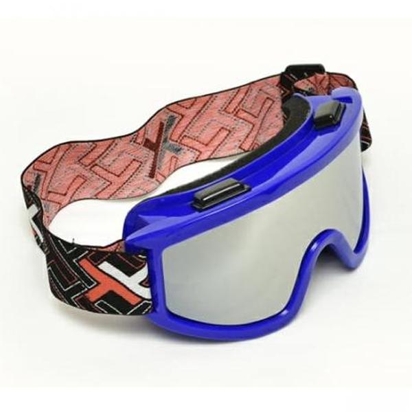 35f224a73 Óculos Mattos Racing MX Azul - Lente Espelhada - Capacete Companhia